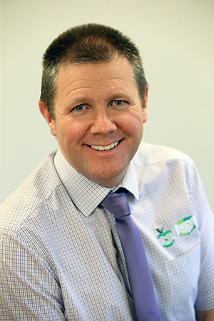 Steve Nicholls, Managing Director of Complete Co-packing