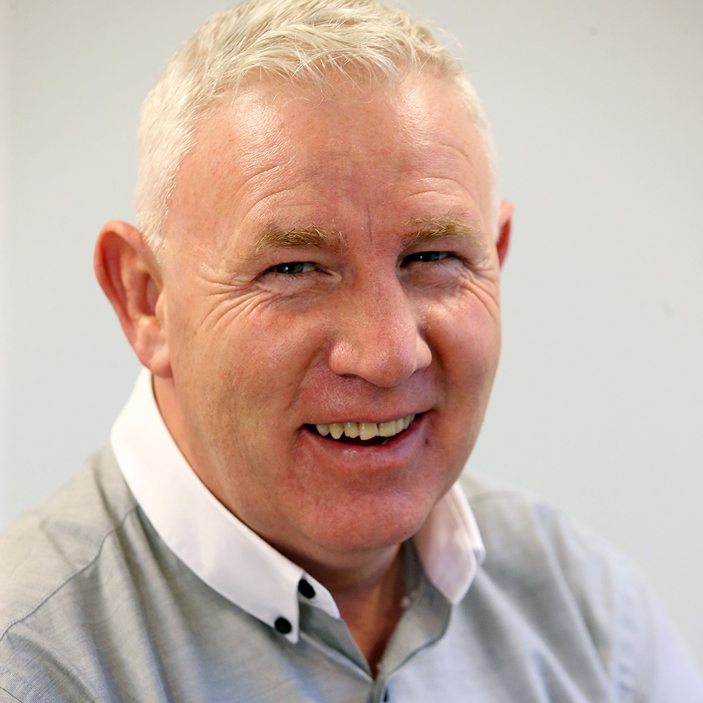 Jeff Parry, the new Operations Manager at Complete Co-packing Services