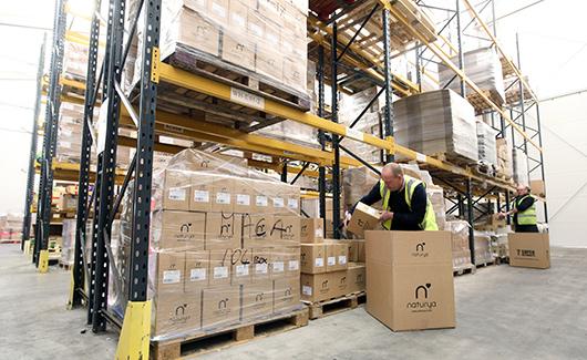 Warehousing, Storage and Distribution