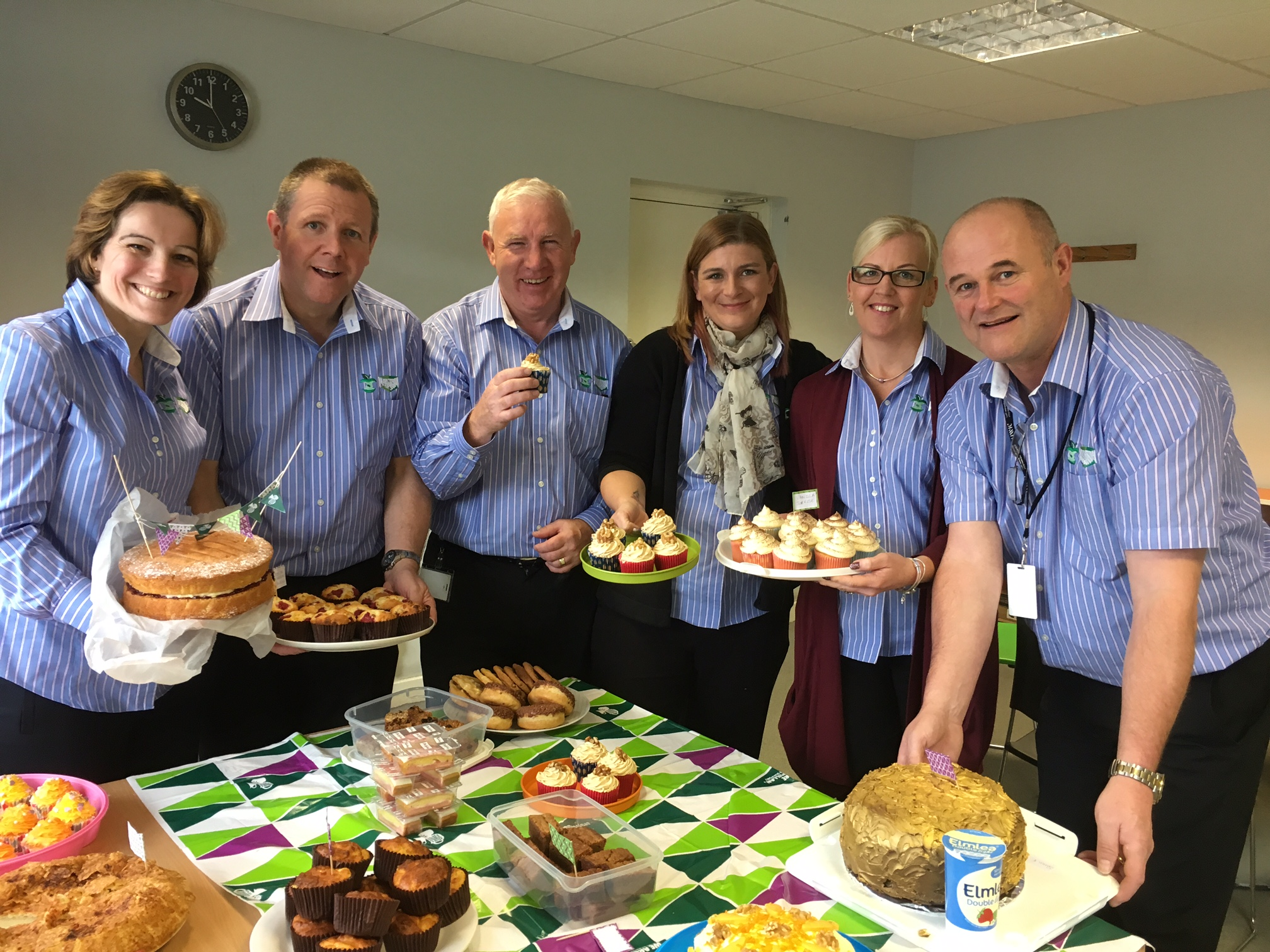 Complete CoPacking Worlds Biggest Coffee Morning
